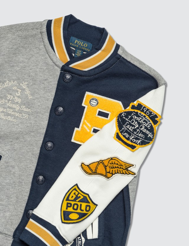 Polo Ralph Lauren Baseball Toddler Jacket