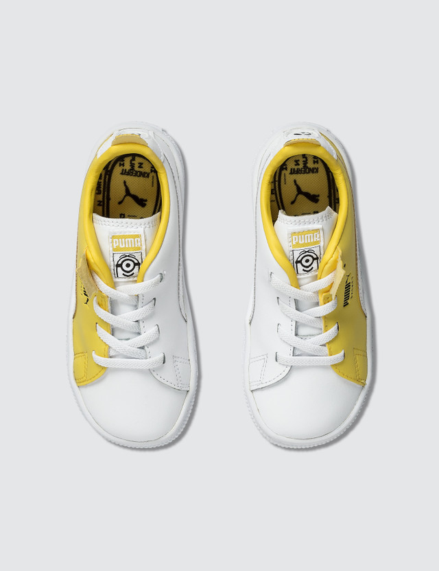 Puma Minions Basket BS AC Infant