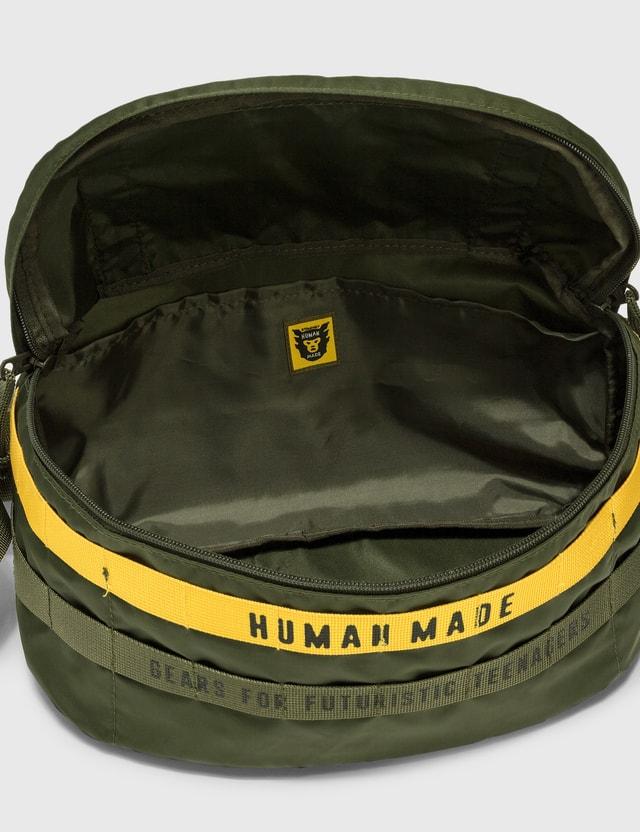 Human Made Military Waist Bag