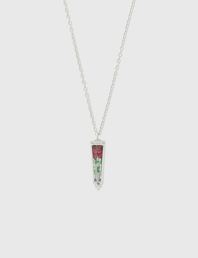 Undercover Rose Necklace