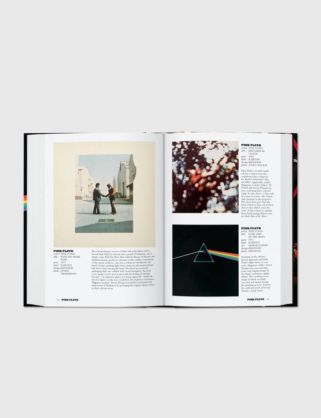 Taschen Rock Covers. 40th Anniversary Edition Black Unisex
