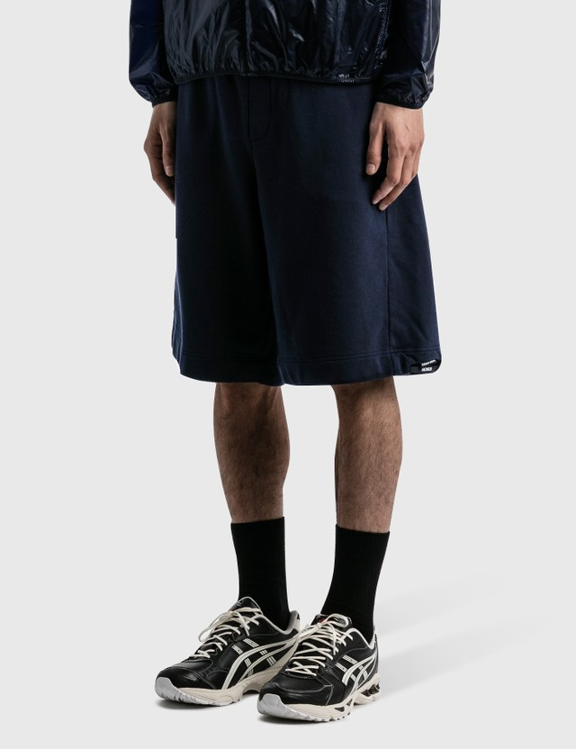 Moncler Genius 5 Moncler Craig Green Sweat Shorts Navy Men