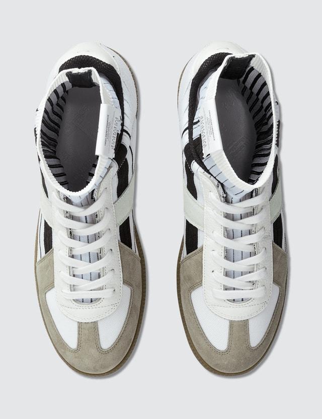 Maison Margiela Replica Sock High Top Sneaker