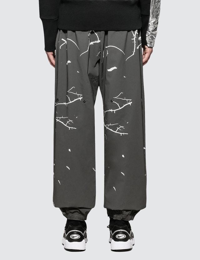 Oakley by Samuel Ross Paint Splattered Trackpants