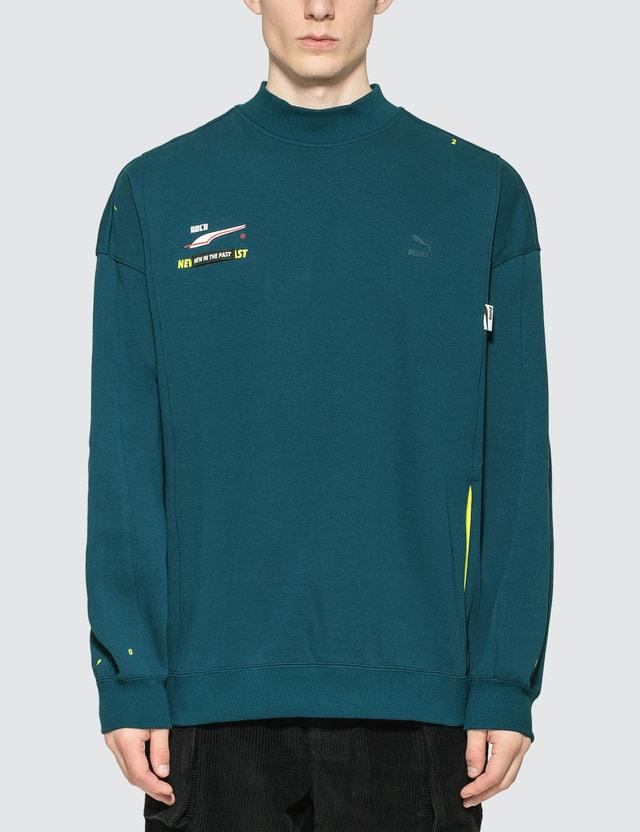 Puma Ader Error X Puma Mock Neck Sweatshirt