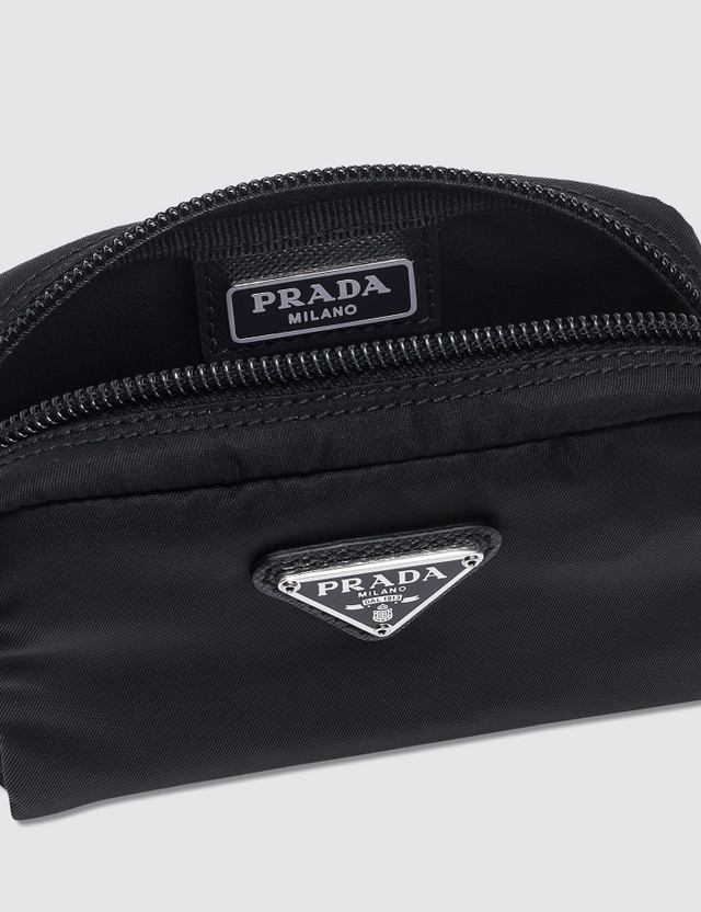 Prada Fabric Cosmetic Pouch