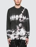Stussy Bleached Dye Sweatshirt Picture