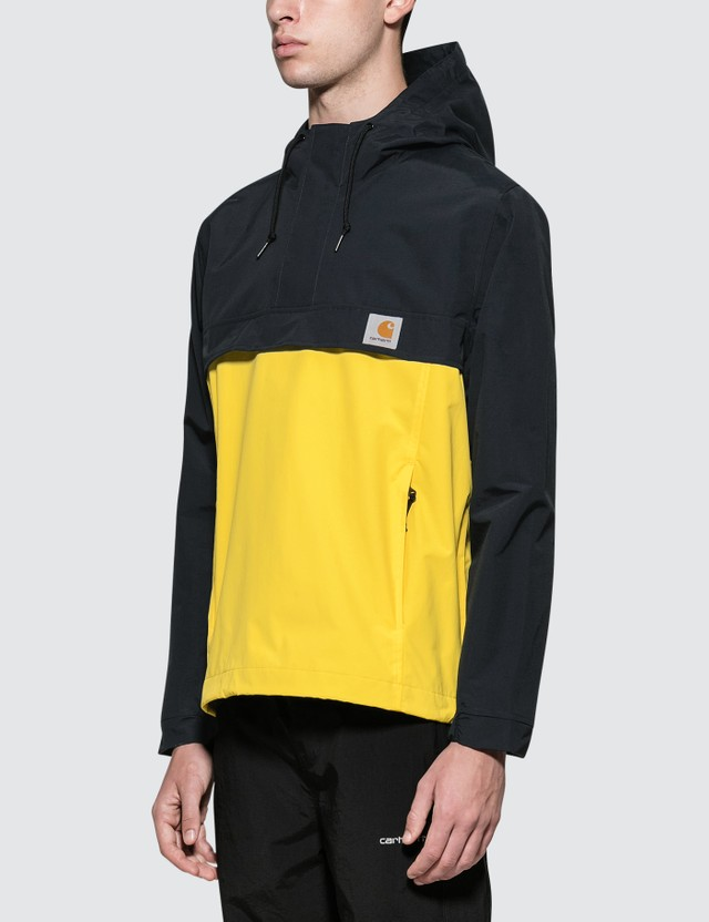 Carhartt Work In Progress Nimbus Two Tone Pullover Jacket