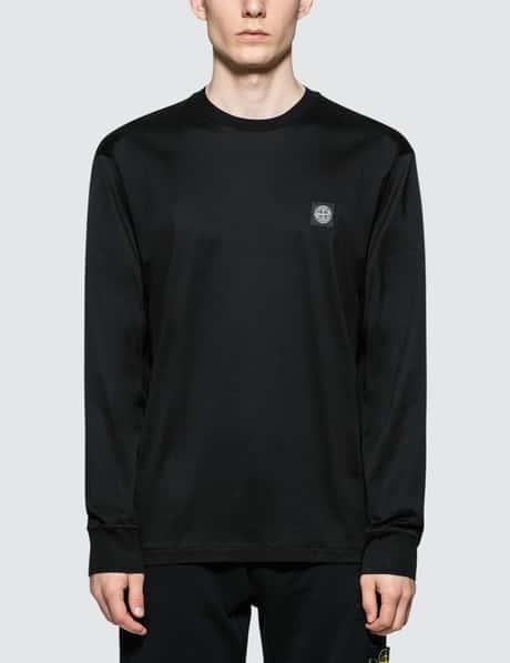 스톤 아일랜드 19S/S 긴팔 티셔츠 Stone Island L/S T-Shirt