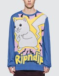 RIPNDIP Catch Em All Sweatshirt Picture