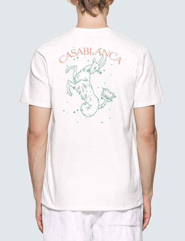 Casablanca Capricorn Constellation T-Shirt