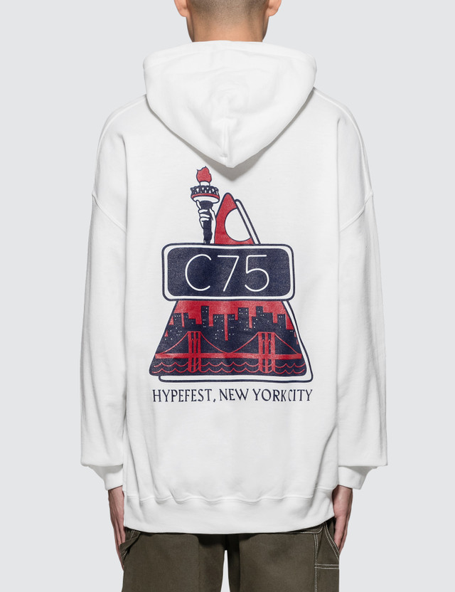 Club 75 NY State Of Mind Hoodie