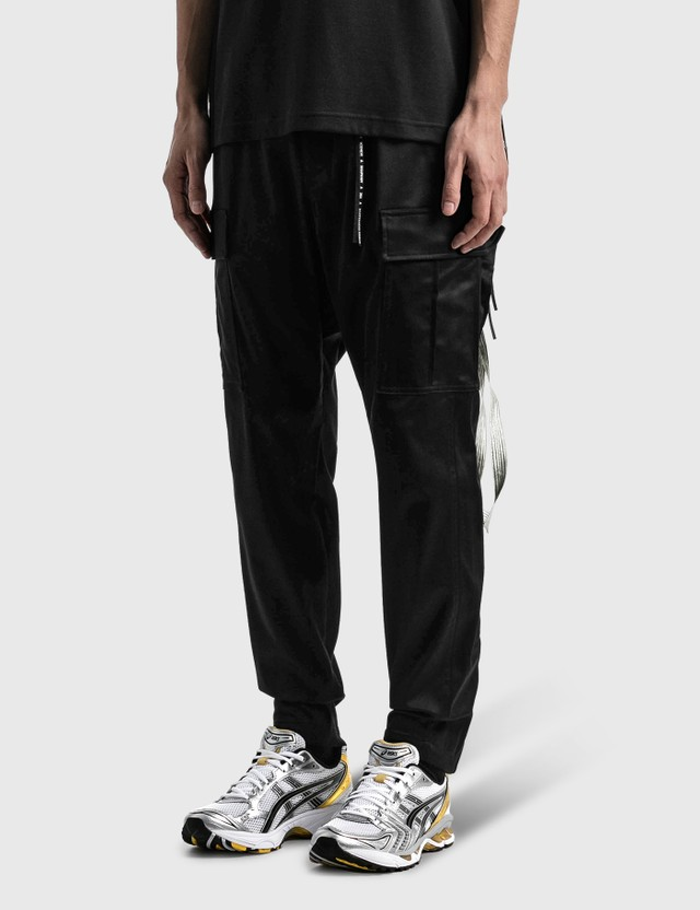 Mastermind World Masterseed Cargo Pants Black Men
