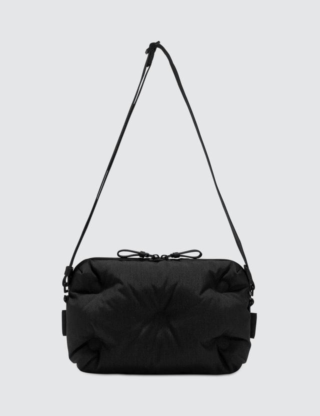 Maison Margiela Two Ways Nylon Pochette Bag