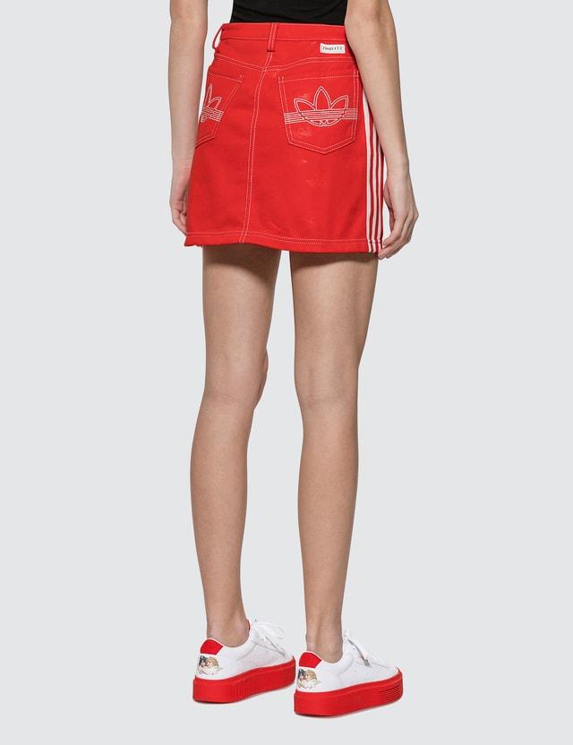 Adidas Originals Adidas Originals x Fiorucci Skirt