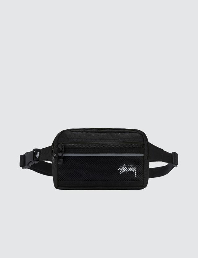 Stussy Diamond Ripstop Waist Bag