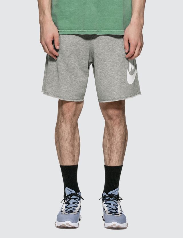 Nike Logo Sweat Shorts
