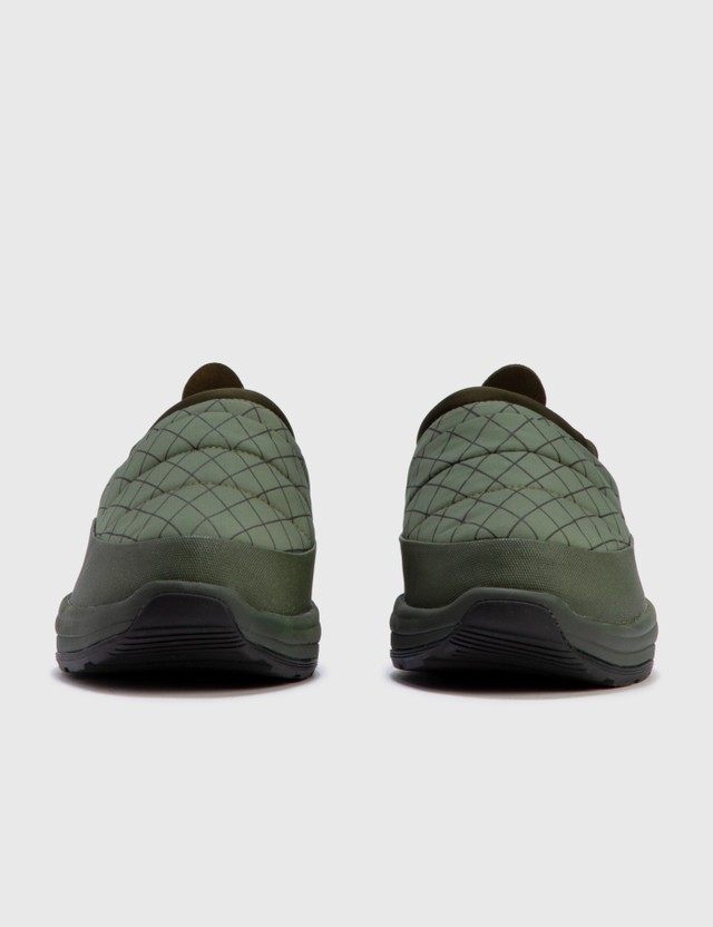 Suicoke PEPPER-evab Insulated Sneaker Olive Men