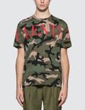 Valentino Camo T-Shirt Picture