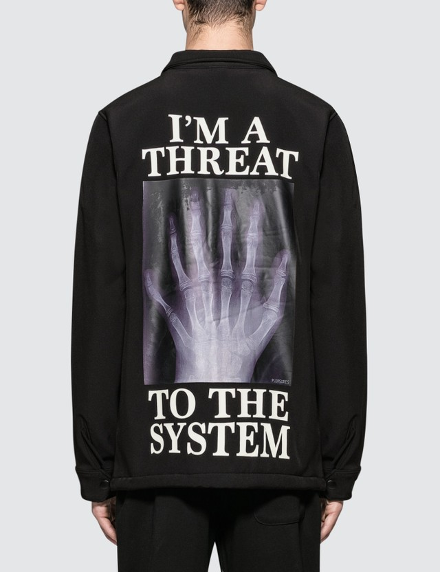 Pleasures Threat Coaches Jacket