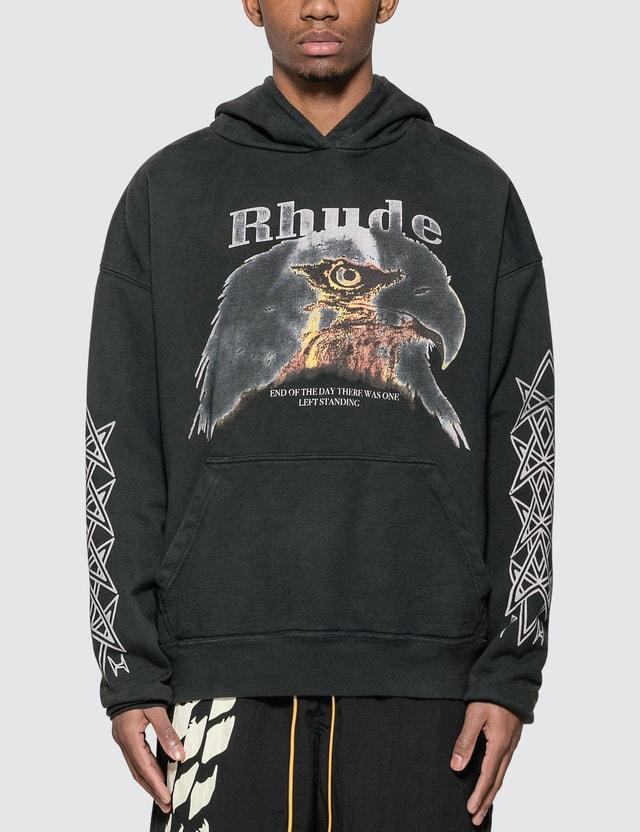 Rhude Bald Eagle Hoodie