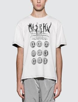 Misbhv The 50/50 S/S T-Shirt