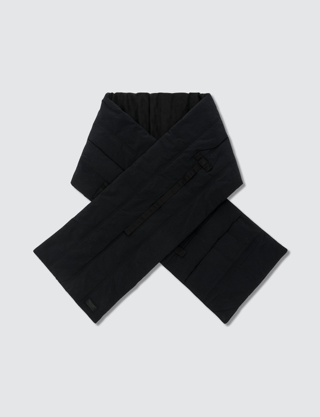 Maharishi Puffer Quilted Scarf