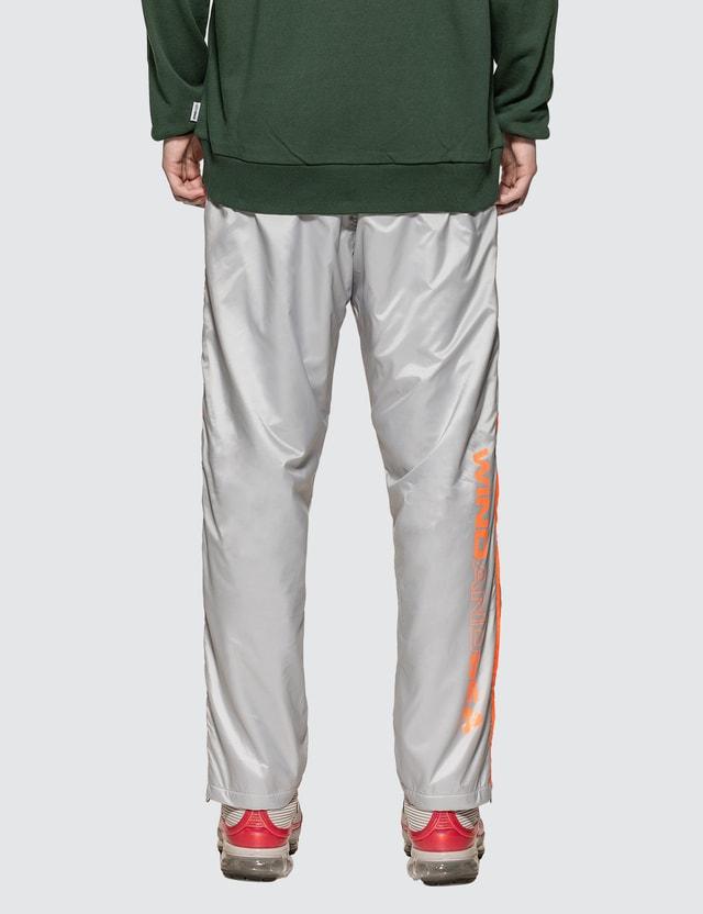 Wind And Sea Side Zip Nylon Pants