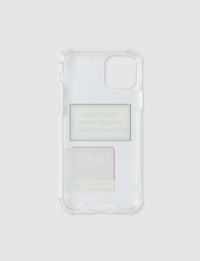 Urban Sophistication Likes iPhone Case