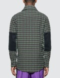 Acne Studios Relaxed Overshirt Lilac/ming Men