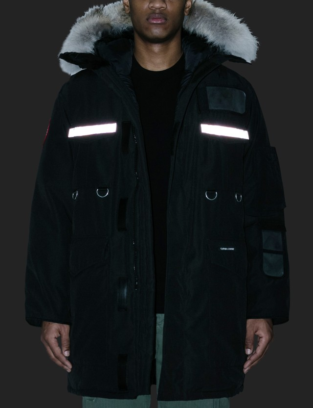 Canada Goose Resolute Parka Black Men