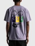 Powers Evolution T-shirt Muted Plum Men