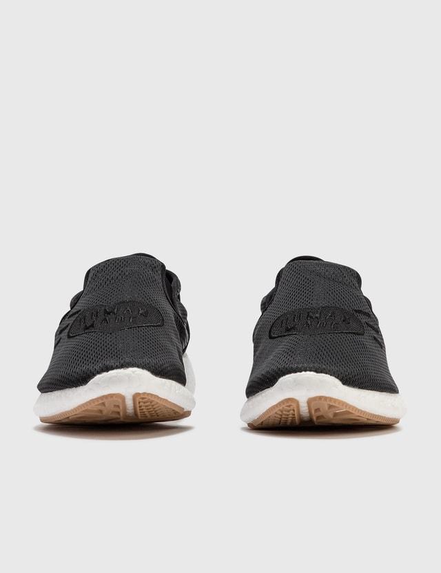 Adidas Originals Human Made  X Adidas Consortium Pure Slip On Core Black/core Black/ftwr White Men