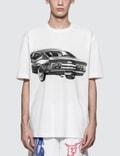 CALVIN KLEIN JEANS EST.1978 Car Print S/S T-Shirt Picture