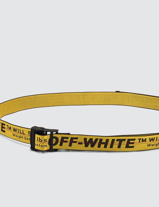 Off-White Classic Industrial Belt =e71 Men