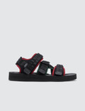 Suicoke United Arrows Monkey Time X Suicoke KISEE-V Sandals Picture