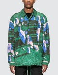Pleasures Questions Coaches Jacket Picture