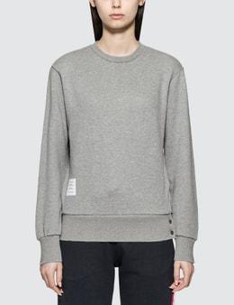 Thom Browne Classic Crewneck Sweatshirt