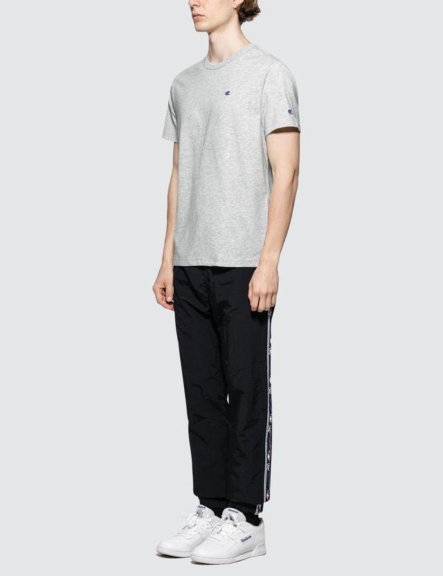Champion Reverse Weave Back Script Logo S/S T-Shirt