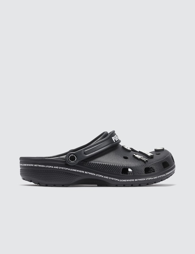 Pleasures Pleasures x Cross Utopia Crocs