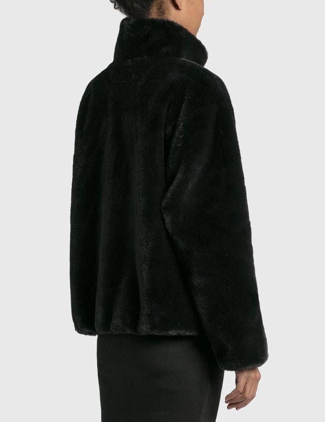 Nike Nike Faux Fur Jacket