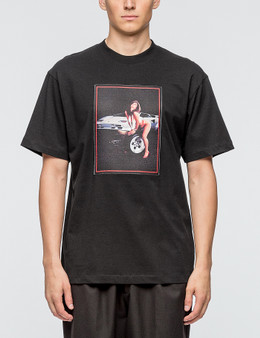 Alexander Wang Car Babe Woven Patch T-Shirt