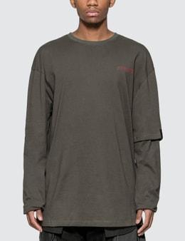 Guerrilla-group Endless Rain Long Sleeve T-shirt