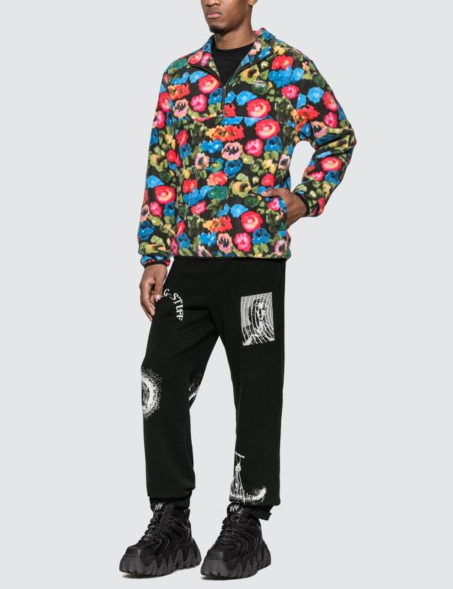 Stussy Basic Polar Fleece Sweatshirt