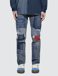Levi's Community Garden 512 Slim Taper Fit Jeans Picture