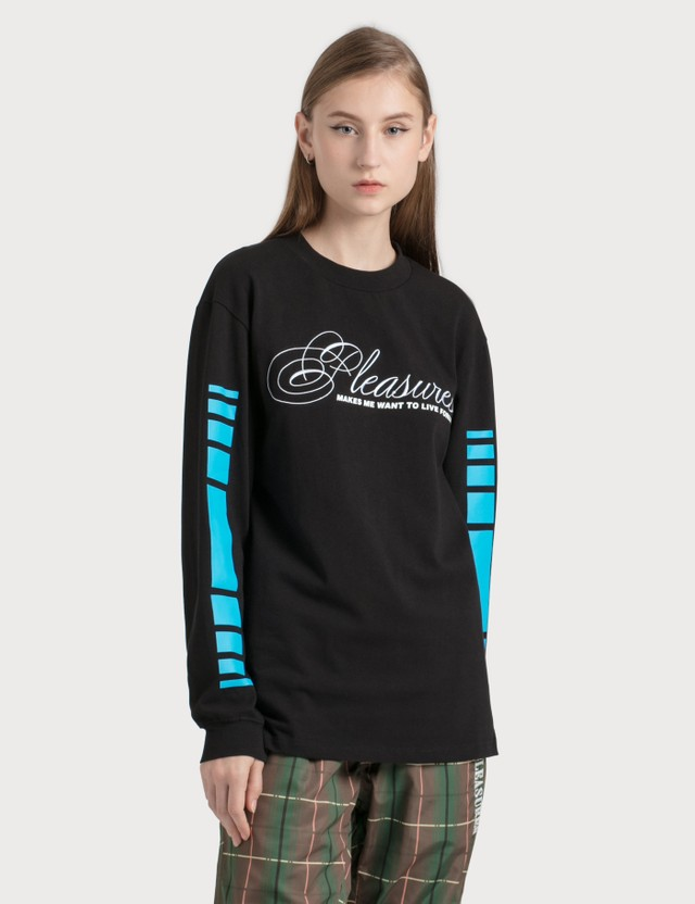 Pleasures Live Forever Premium Long Sleeve T-shirt