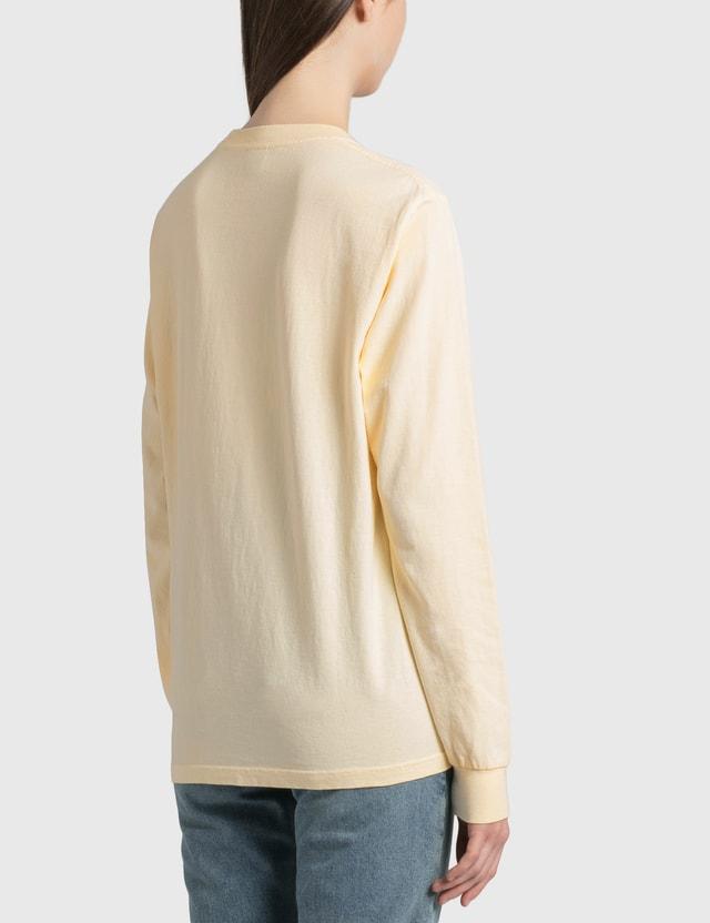 Sporty & Rich S&R Sun Club Long Sleeve T-Shirt