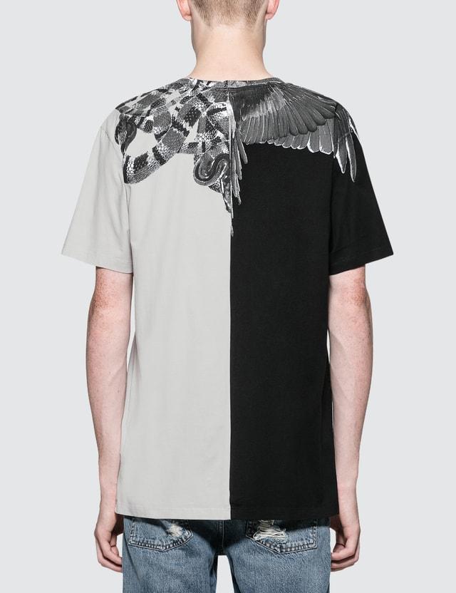 Marcelo Burlon Wings Snakes S/S T-Shirt