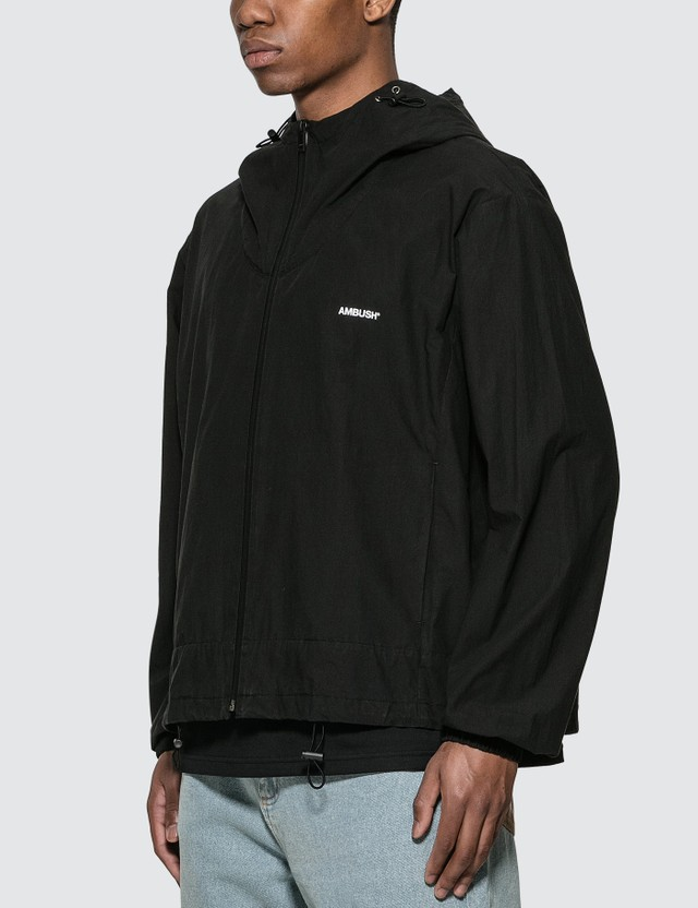 Ambush Full Zip Hooded Logo Jacket
