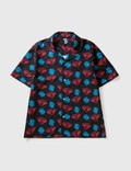 Billionaire Boys Club Diamond & Dollar Print Shirt Picture